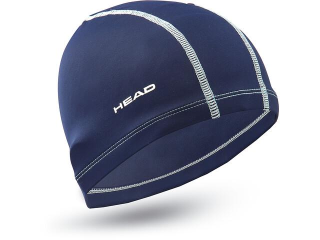 Head Nylon Spandex Berretto, blu